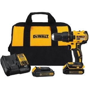 An image of DEWALT 20V MAX Cordless Drill, another essential addition from the best 20v cordless drill you need to add on your tool collection