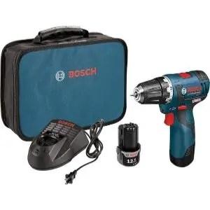 An image of Bosch PS32-02 Cordless Drill Driver, an efficient unit among the best lightweight cordless drill