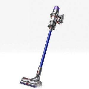 Dyson V11 Torque Drive Cordless Vacuum Cleaner, an example of the best cordless vacuum for hardwood floors, effective for collecting huge lamps of dust