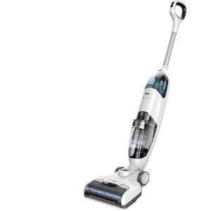 An image of Tineco iFLOOR Cordless Wet Dry Vacuum Cleaner and Mop, another lightweight model among the best cordless vacuum for hardwood floors