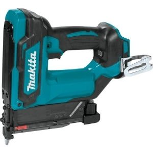 """An image of the Makita XTP02Z 18V LXT Lithium-Ion Cordless 1-3/8"""" Pin Nailer that can be used with minimal effort and offers precise control, making it one of the best cordless pin nailers"""