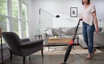 benefits of using a steam mop