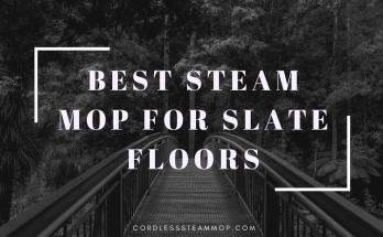 Best Steam Mop for Slate Floors