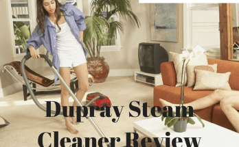 Dupray Steam Cleaner Review