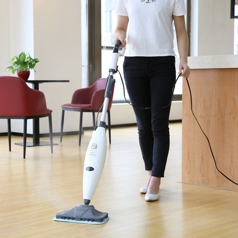 INLIFE Steam Mop with Adjustable Steam Review
