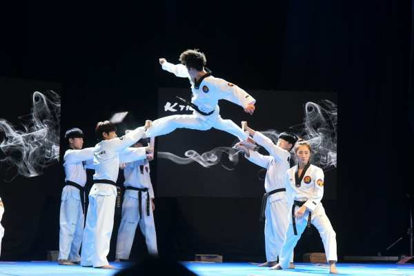 Korean Taekwondo Tigers In Belgrade - Cord Magazine