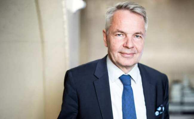 Pekka Haavisto Eu Enlargement Is In Finland S Interest