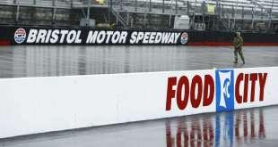 NASCAR SUSPENDIDO