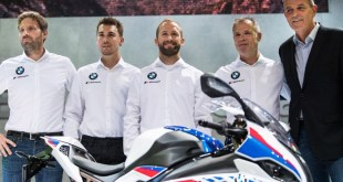 BMW REGRESA AL MUNDIAL DE SUPERBIKE