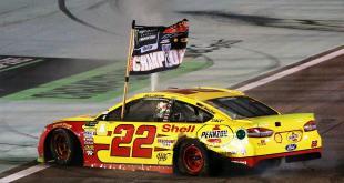 LA NASCAR TIENE NUEVO CAMPEÓN