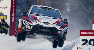 EL WRC PONE PRIMERA PARA LA SEGUNDA DEL AÑO