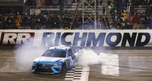 TRUEX JR. SE LLEVA LOS LAURELES EN RICHMOND