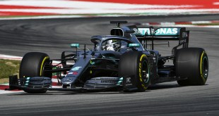 CON MAZEPIN, MERCEDES SE LLEVA EL DOMINIO ABSOLUTO DE LOS TESTS