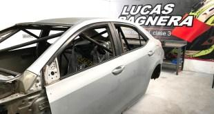 BAGNERA AVANZA CON EL ARMADO DE SU NUEVO AUTO DE CLASE 3