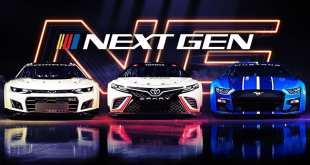LAS MARCAS DE LA NASCAR PRESENTARON SUS FLAMANTES «NEXT GEN»