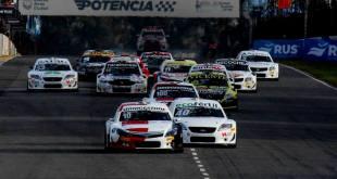 ORGANIGRAMA DE ACTIVIDADES DE LA SÉPTIMA DEL TOP RACE, EN BUENOS AIRES