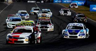 HORARIOS DE LA OCTAVA FECHA DEL TOP RACE