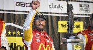 HISTÓRICO TRIUNFO DE BUBBA WALLACE EN NASCAR