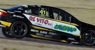 BARRIO ABRE CON VELOCIDAD UNA NUEVA FECHA DEL TC2000