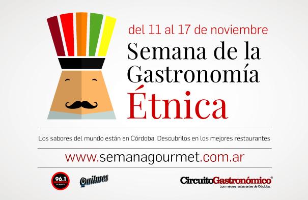 Semana de la Gastronomía Étcnica