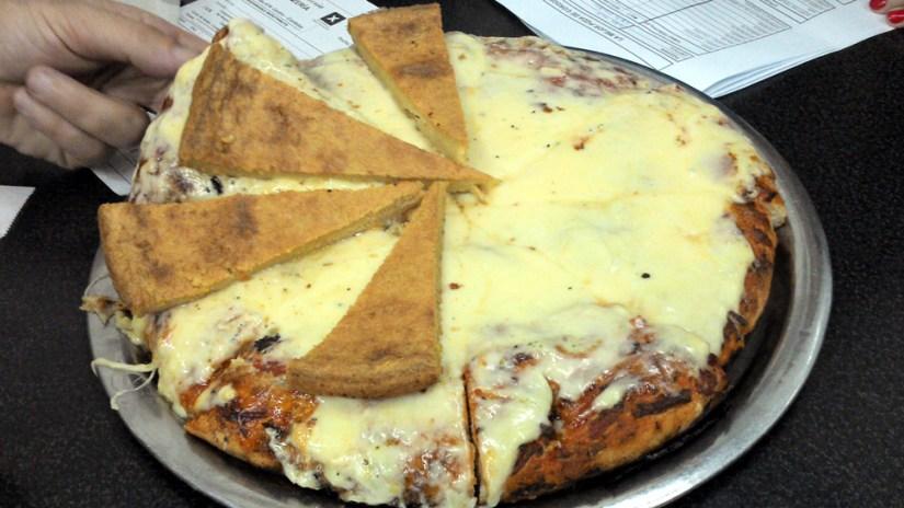 La pizza en San Luis