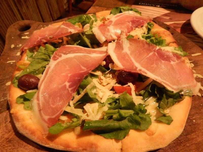 Tamaño de pizza pequeña