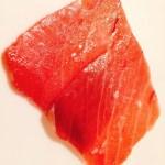 Salazón de ventresca de atún en Mugaritz