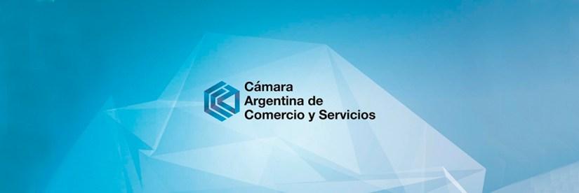 Imagen de la Cámara Argentina de Comercio y Servicios.