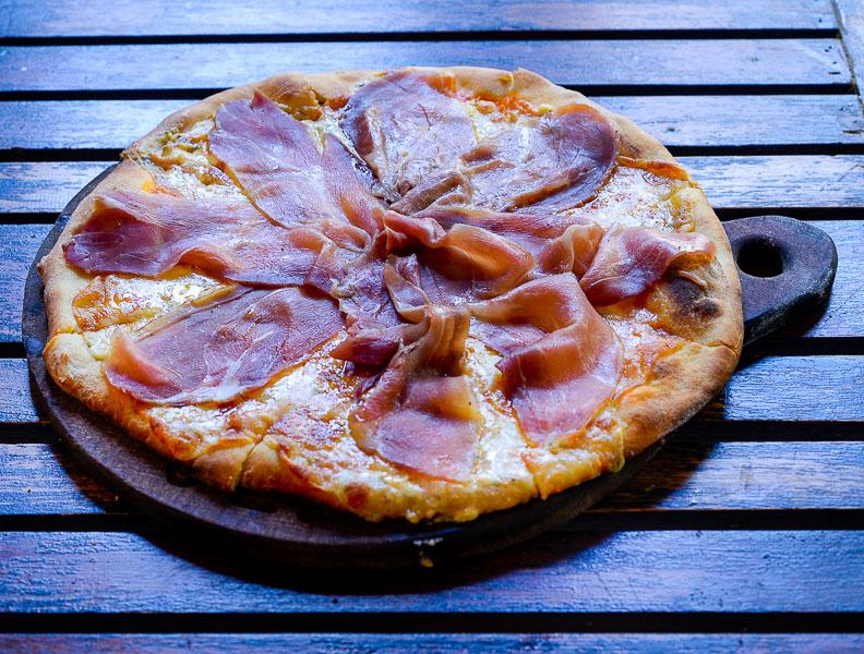 Semana de la pizza por delivery.