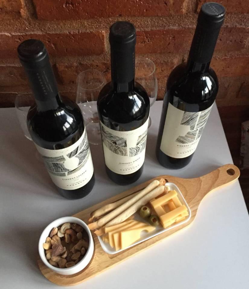 Sinergy Vineyard Blend