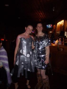 Galactic gals, Jessica & Signe