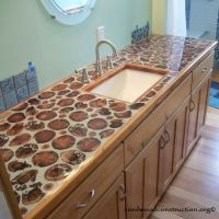 Does Cordwood belong in the Bathroom?