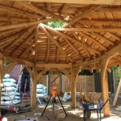 Log Cabin Living Rooms Ideas Decoration For Small Cordwood Construction (cobwood) In England ...
