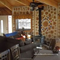 Cordwood in Oklahoma is OK