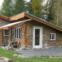 Cordwood Construction with Tom Huber