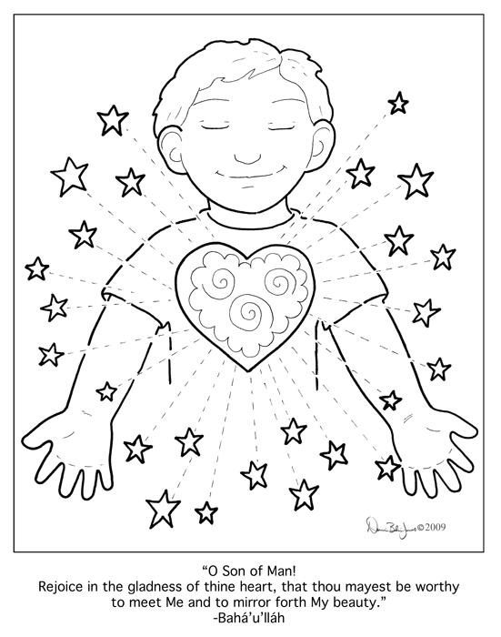 Image result for Bahai principles for kids