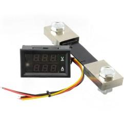 dual digital display dc voltmeter ammeter 0 100v 0 100ace05132 thumbnail 5 [ 1000 x 1000 Pixel ]