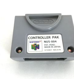 n64 memory cartridge which is used to save games in a classic retro gaming setup [ 1200 x 900 Pixel ]