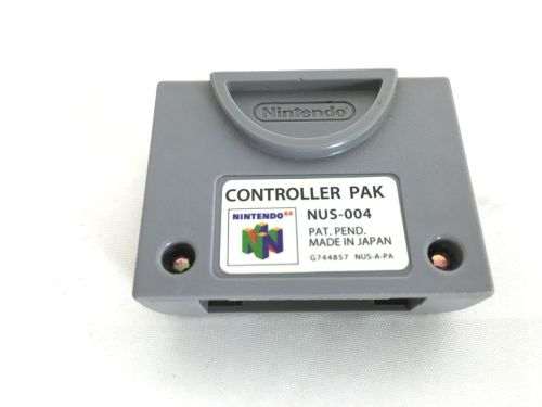 small resolution of n64 memory cartridge which is used to save games in a classic retro gaming setup