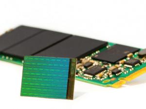 Intel 3D NAND flash