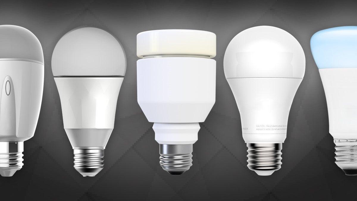 Best smart light bulbs white