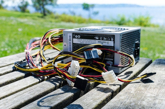 How to replace a power supply...