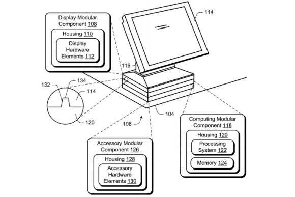 Microsoft's modular PC patent is as clever as it is
