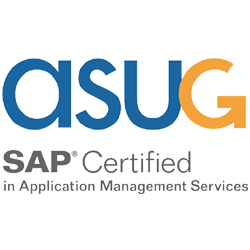 ASUG Memeber And SAP Certified In Managed Services