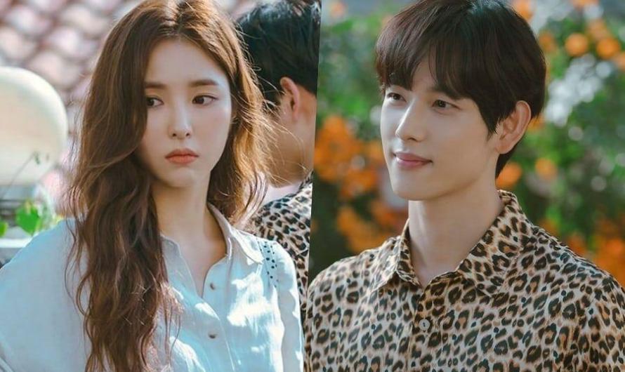 Shin Se Kyung fica surpresa com o senso de moda único de Im Siwan em 'Run On'