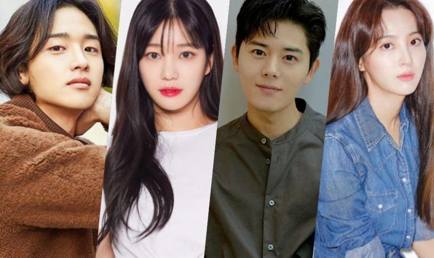 JANG DONG YOON, LEE YOO BI, KIM DONG JUN E MAIS EM NEGOCIAÇÕES PARA O PRÓXIMO DRAMA HISTÓRICO DE FANTASIA
