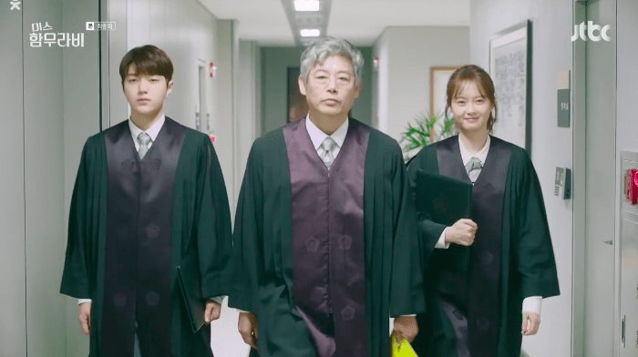O Juiz Coreano