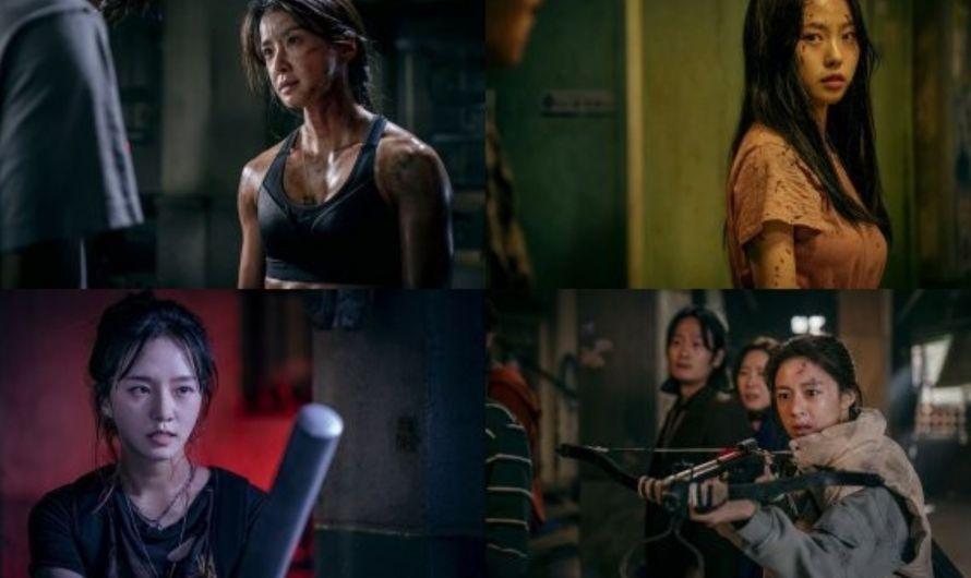 'Sweet Home' atrai elogios para personagens femininas fortes