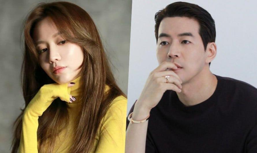 KIM AH JOONG E LEE SANG YOON EM NEGOCIAÇÕES PARA ESTRELAR NOVO DRAMA DA SBS