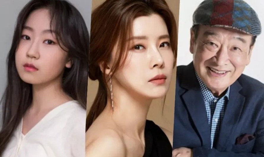 Kim Hwan Hee, Yoo Sun e Lee Soon Jae confirmados para estrelar um novo filme